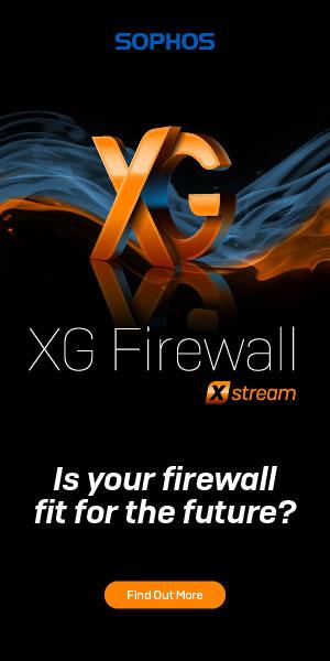 xg firewall sophos